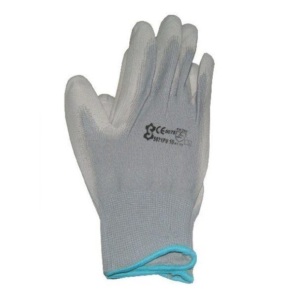 werkhandschoen nylon dun maat 11 / prijs/verpakt per 12 paar-0