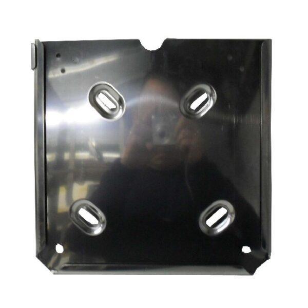 slede ADR rvs 300x300mm voor gevaarsetiketten-0