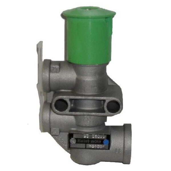 losklep groene knop Knorr-0