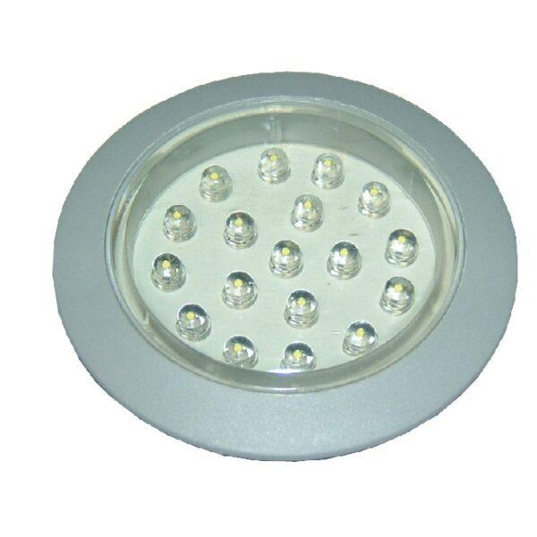led binnenverlichting wit 24V 18 leds-0