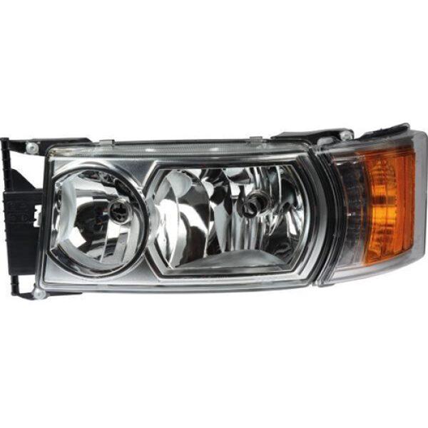 koplamp model Scania P/G/R-serie links H7-0