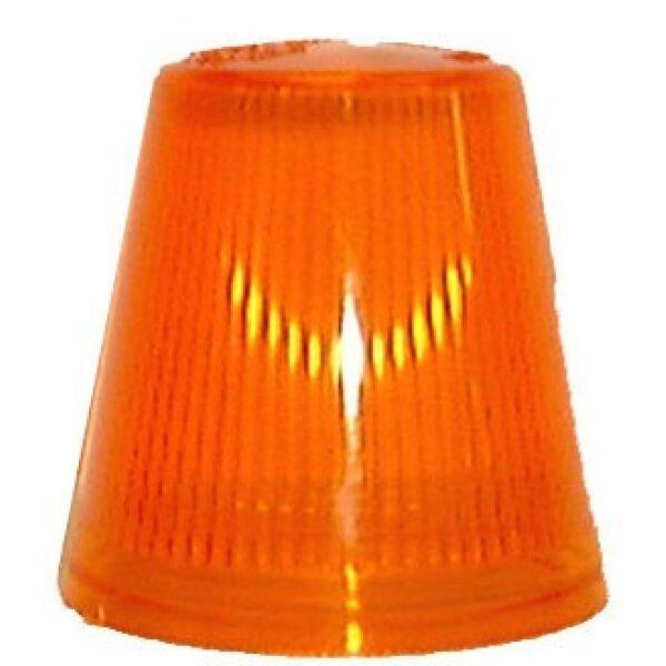 glas voor toplamp FG80D oranje-0