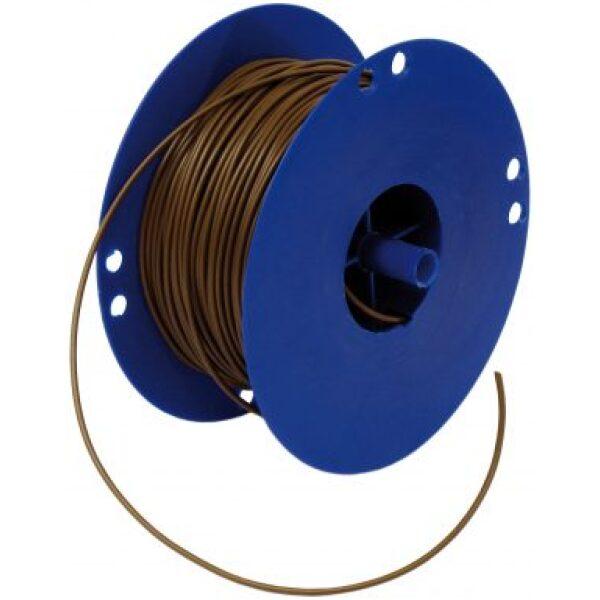 autokabel 2,5 mm² bruin / per 100mtr-0
