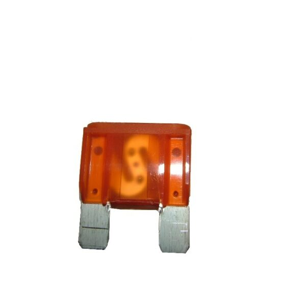 steekzekering 4A oranje / prijs/verpakt per 100 stuks-0