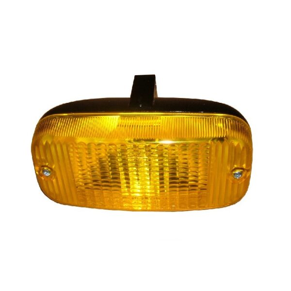 zweedse daglamp Talmu geel-0