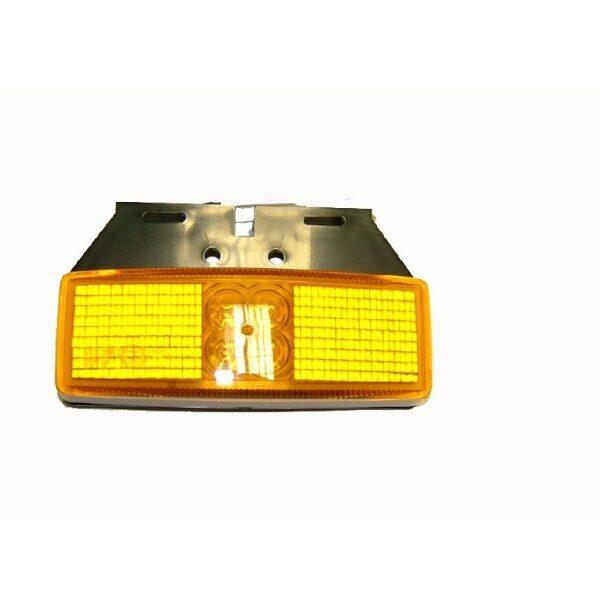 led zijmarkeringslamp 12/24V incl steun -0