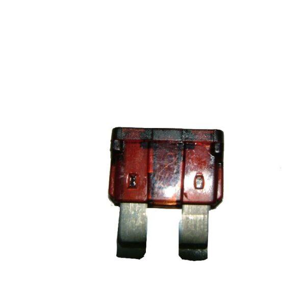 steekzekering 7,5A rood / prijs/verpakt per 100 stuks-0