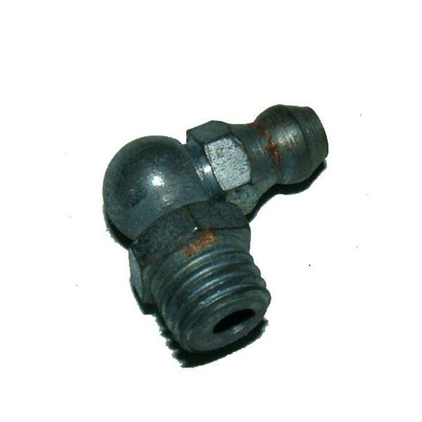 vetnippel M6x1 90gr-0