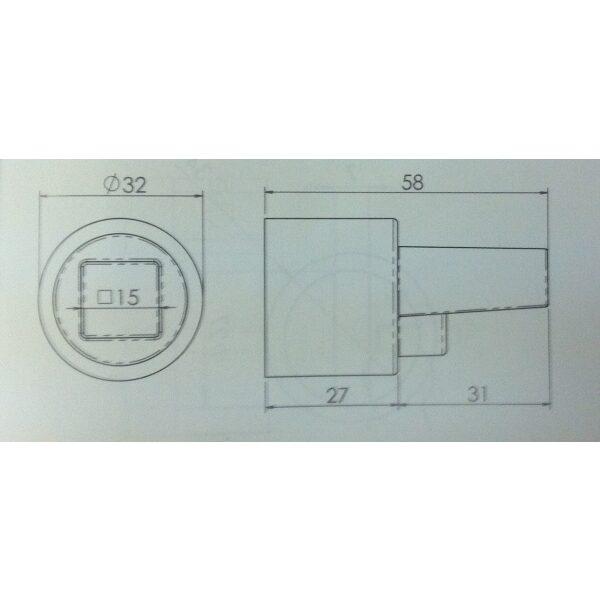 adapter onder diam 27mm vierkant-6586