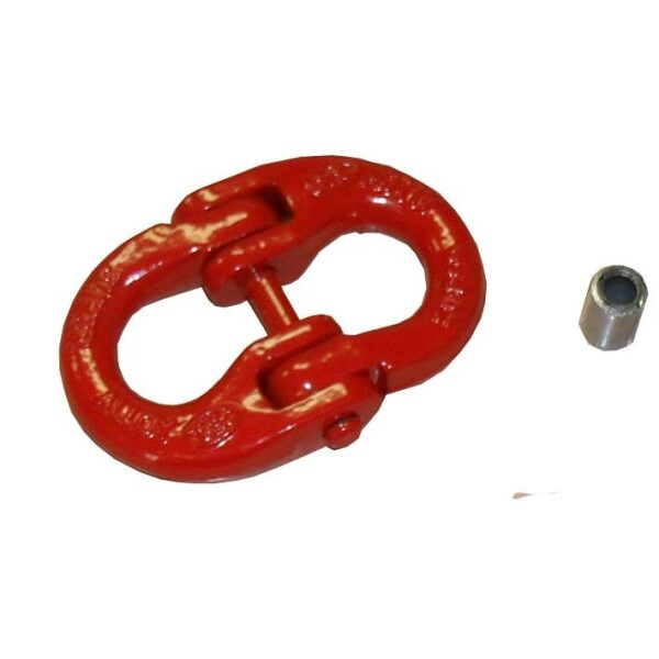 verbindingsschalm t.b.v. sjorketting 10mm GRADE 80-0