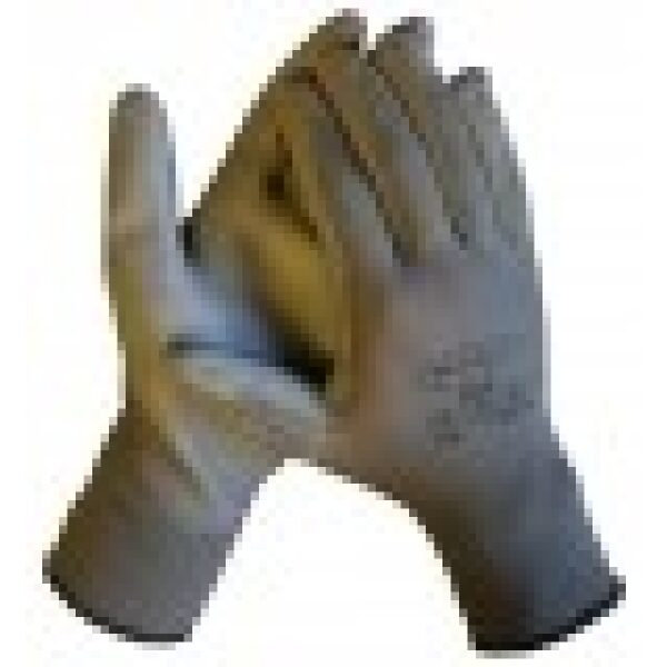 werkhandschoen nylon dun maat 10 / prijs/verpakt per 12 paar-0