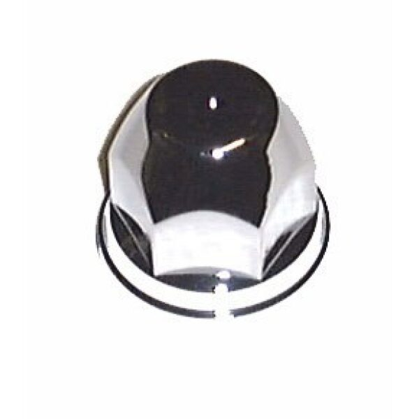 wielmoerdop kunststof chroom 33mm prijs/verpakt per 20st-0