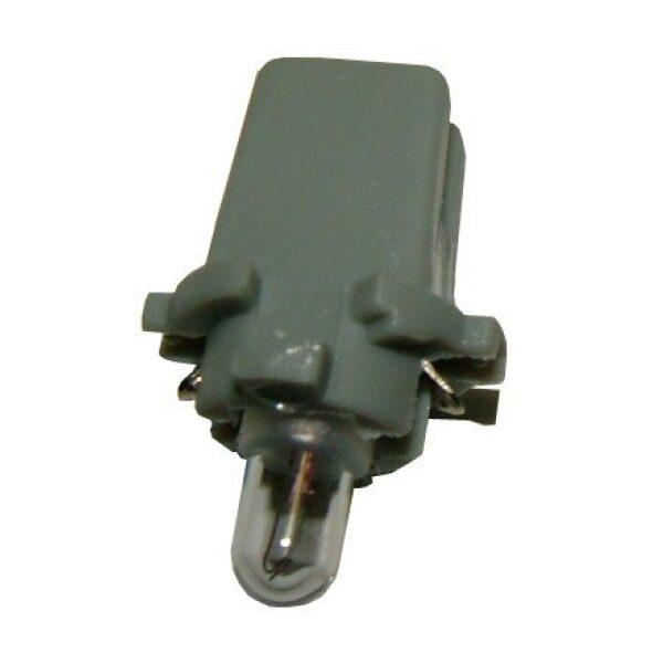 lamp 12V 1.2W grijs B8.7D Trifa 2730 / prijs per 10 stuks-0