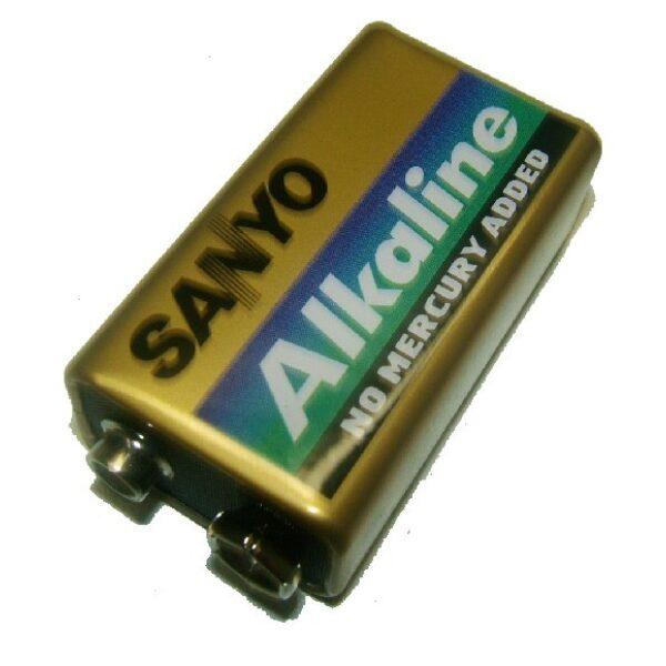batterij 9V 6F22-0