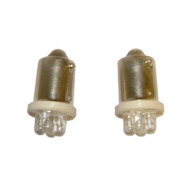 led lamp BA9S wit 4 leds 10-32V 28W-0