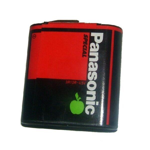 batterij plat 3R12 B-0