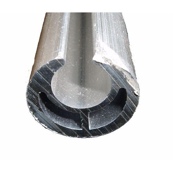 kederbuis aluminium diam 27mm/3300mm -0