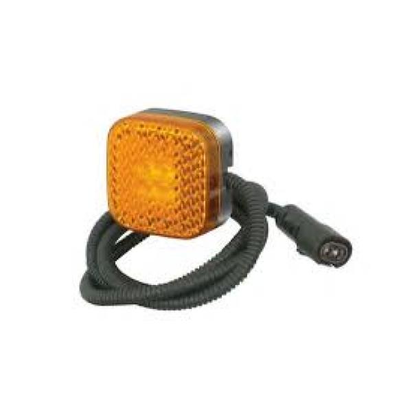 led zijmarkeringslamp 12/24V model MAN/VW-0