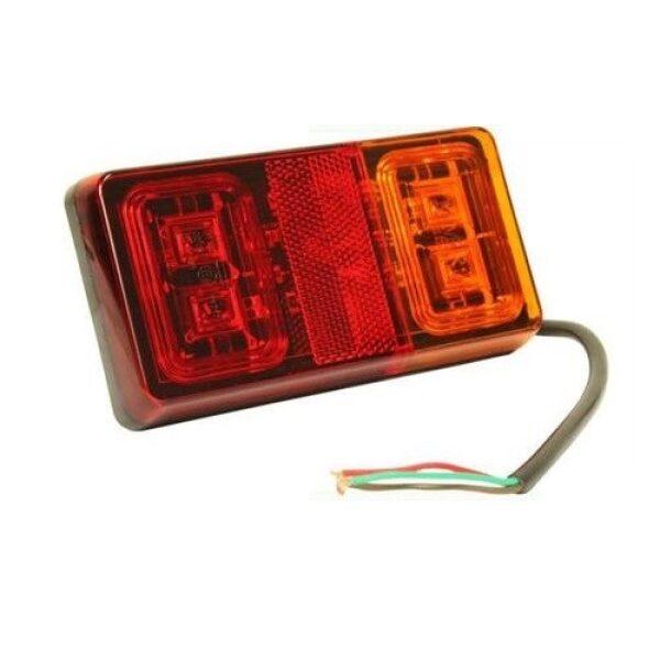 achterlicht led opbouw 10-30V-0