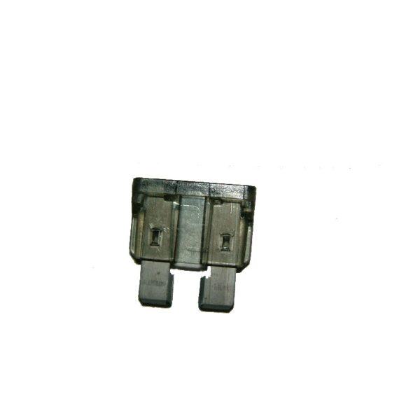 steekzekering 1A grijs / prijs/verpakt per 100 stuks-0