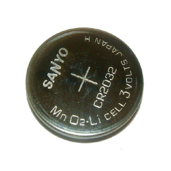 batterij Lithium 3V CR 2032-0