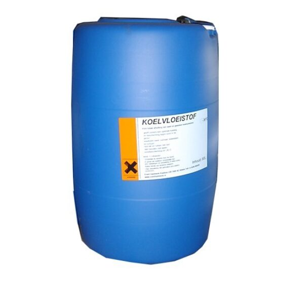 koelvloeistof 60 liter blauw / -26°C-0