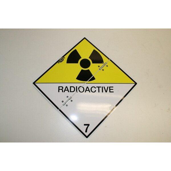 bord radio-actief klasse 7 omklapbaar-0