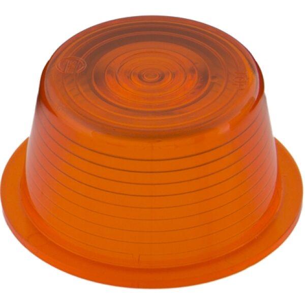 Gylle lens oranje/amber-0