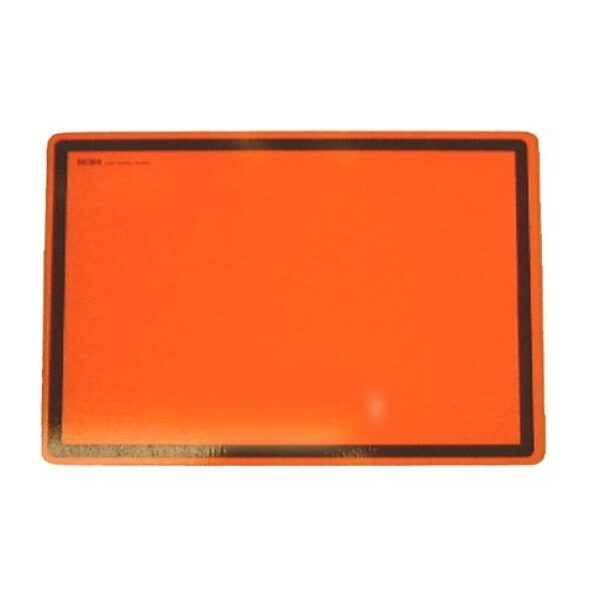 gevaarlijke stoffenbord oranje 300x400mm-0