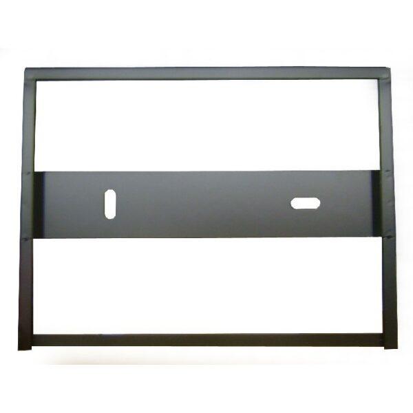 Slede ADR voor gevaarlijke stoffenbord 300 x 400mm RVS-0