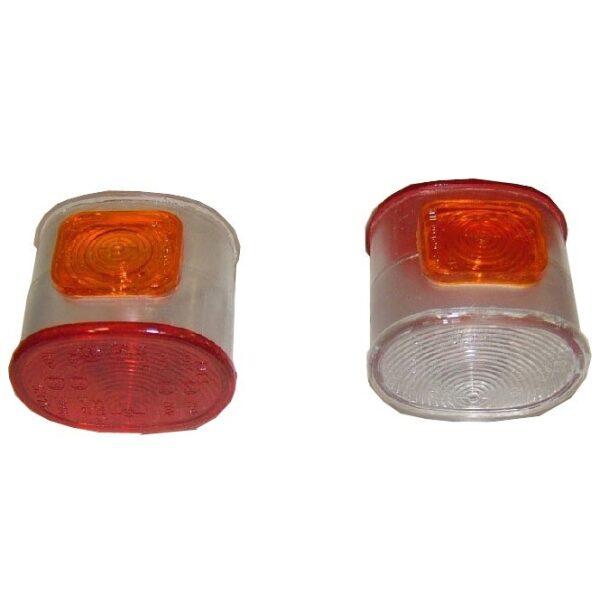glas rood/wit Aspöck-0