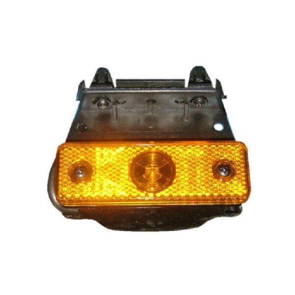 led zijmarkeringslamp Flatpoint 12/24V-0