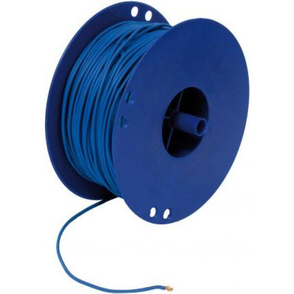autokabel 2,5 mm² blauw / per 100mtr-0
