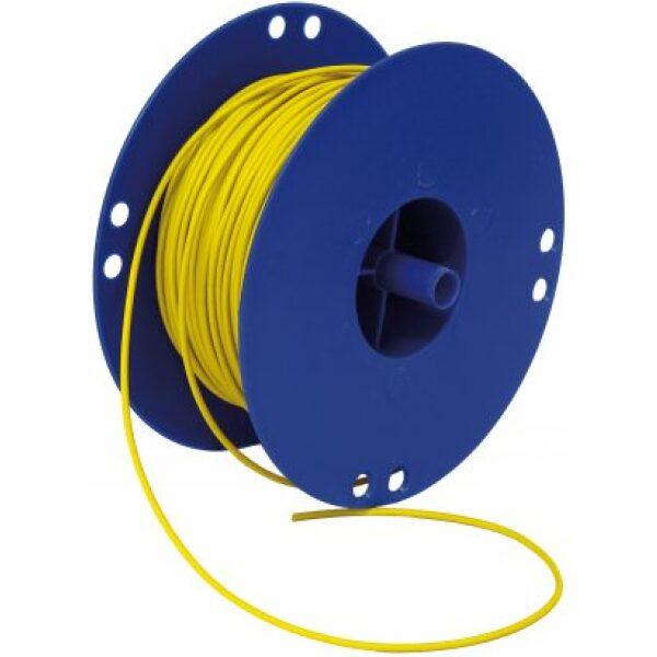 autokabel 1,5 mm² geel / per 100mtr-0