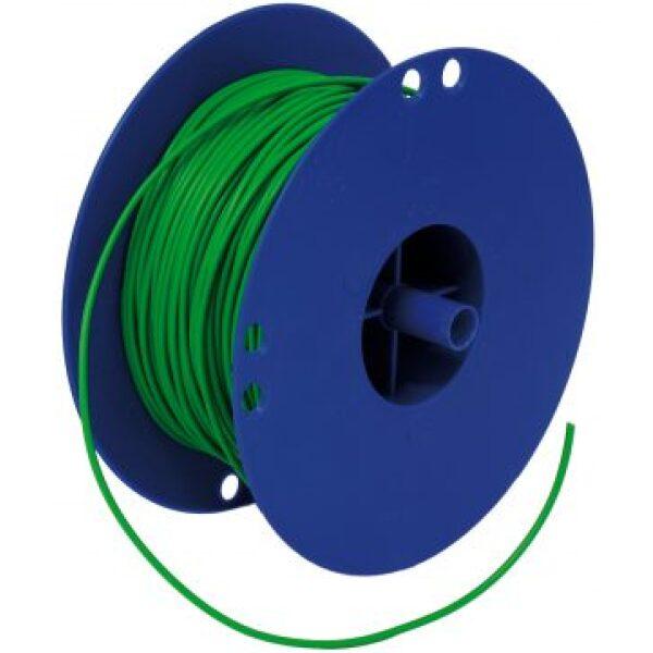 autokabel 1,5 mm² groen / per 100mtr-0