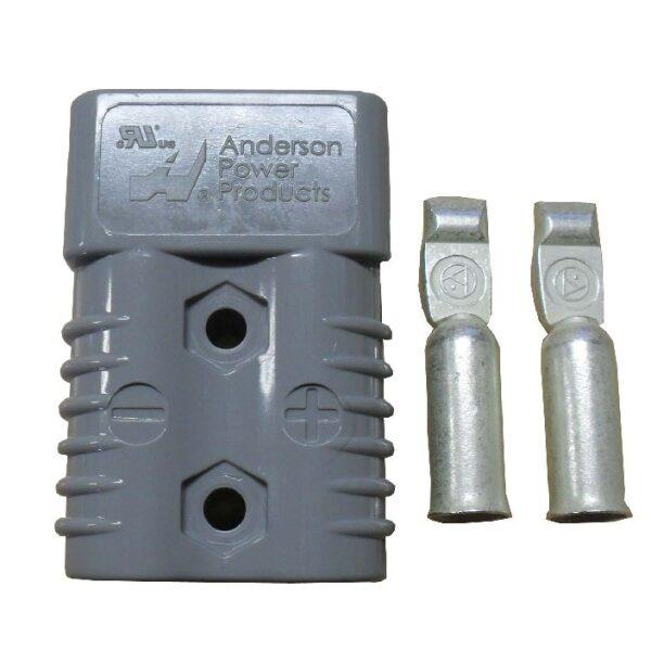 stekker Anderson 16mm2 50A 2-polig-0