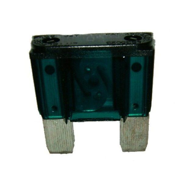 steekzekering maxi 60A blauw / prijs/verpakt per 10 stuks-0
