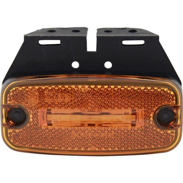 led zijmarkeringslamp Hella oranje 24V-0