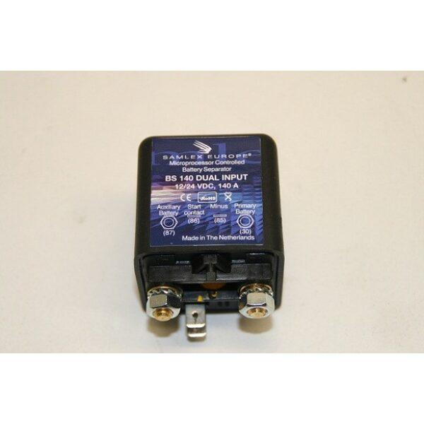 scheidingsrelais BS 140 dual 140Amp-0