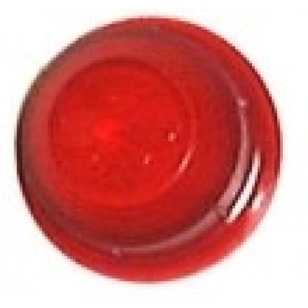 glas voor breedtelamp Ermax rood-0