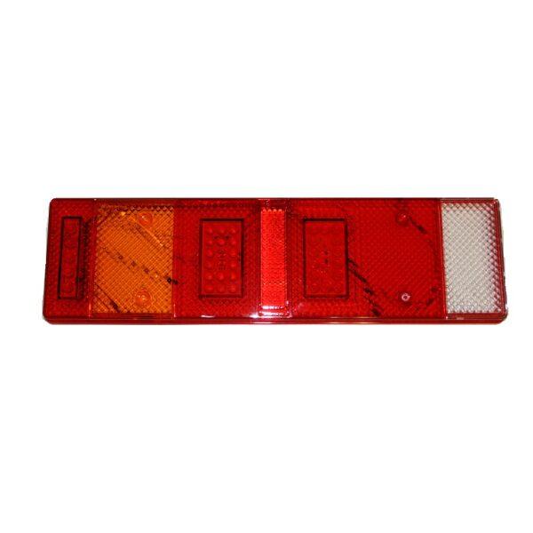 achterlichtglas plc-7 incl. led verlichting-0