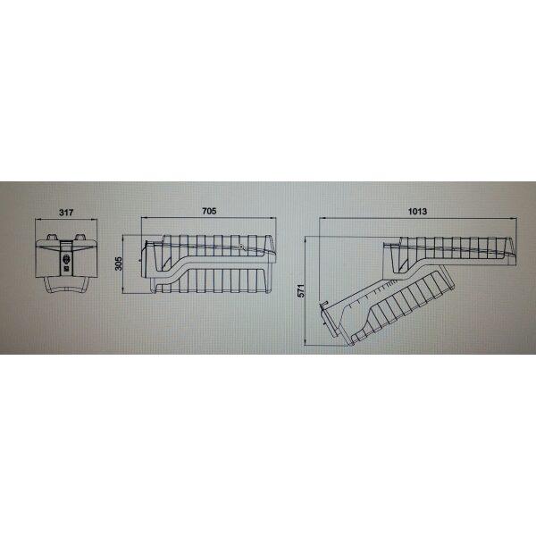 brandblusserbox 9kg/12kg verticale schuiflade-6680
