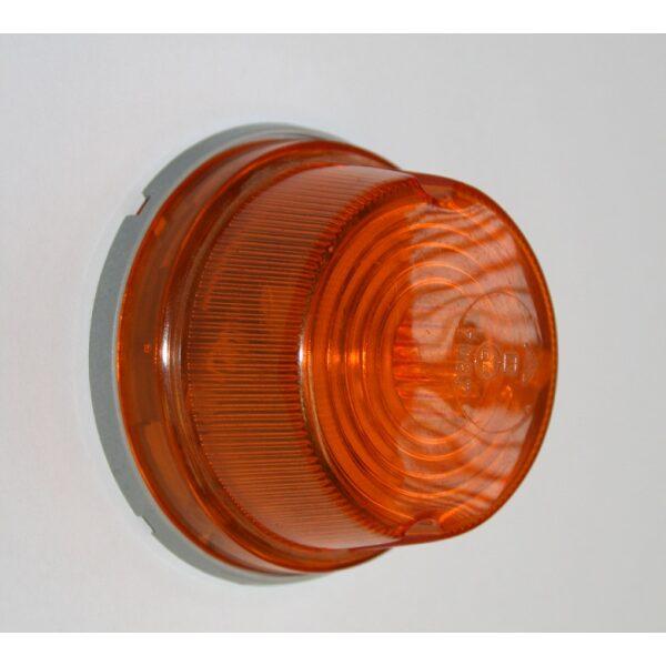Knipperlamp oranje, opbouwmodel-0