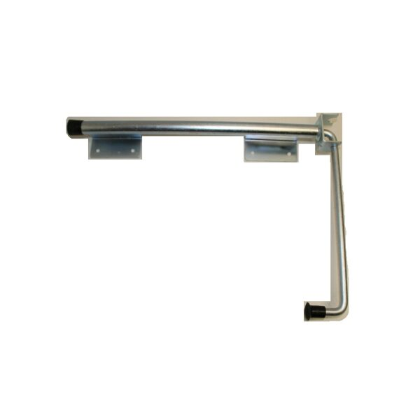 deurvastzetter RVS/INOX-0