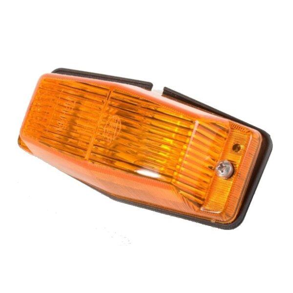 markeringslicht oranje 2x BA15S lamp montage-0