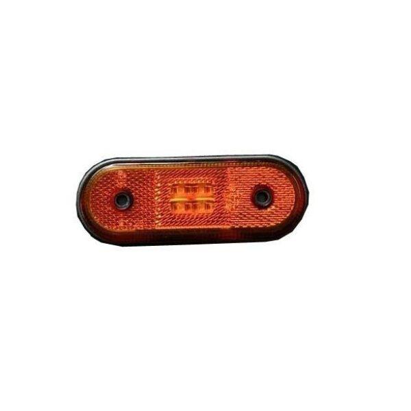 led zijmarkeringslamp Aspöck Unipoint 12/30V-0