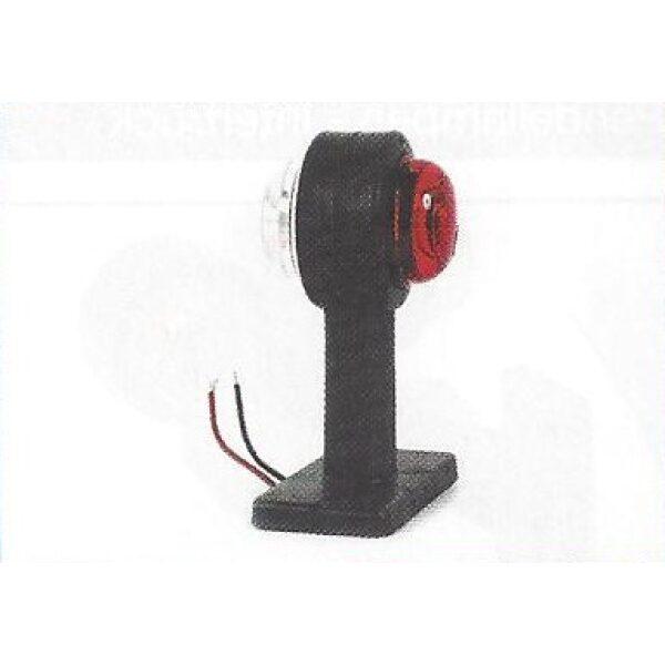 breedtepaal kort/recht model, geheel rubber / prijs/verpakt per 2 stuks-0