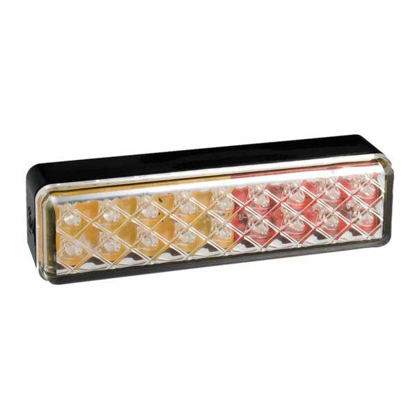 achterlicht led Slim-line combinatielamp 135mm 12-24V-0