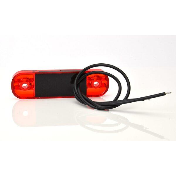 led markeringslicht rood 10-30V -7469