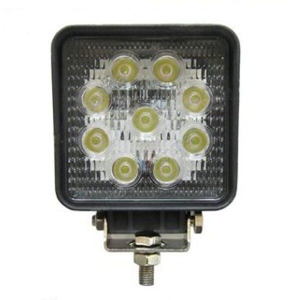 werklamp led 9 leds 27 Watt-0
